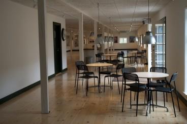 Indendørs Cafeområde
