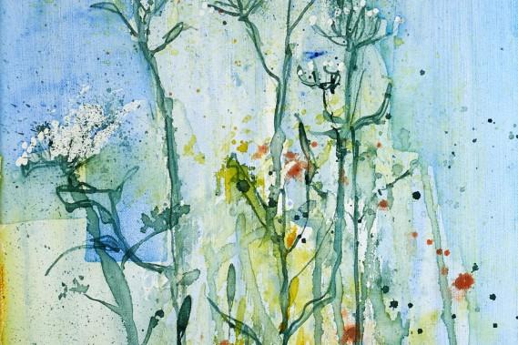 Annemarie Jepsen</br>Akvarel