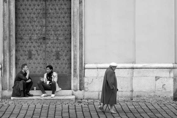 Northern Streets</br> Fotografier af Morten Schønemann