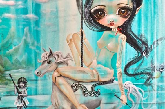 Lo Maalue - Maleri og Tegning