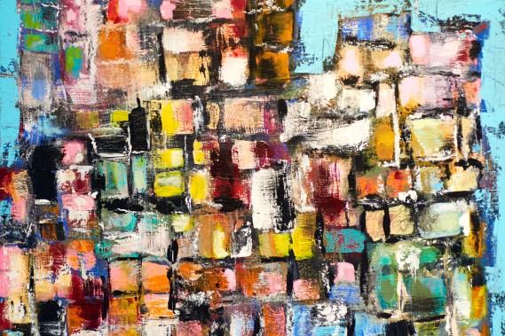 Malerier af Hanne Bork Clausen