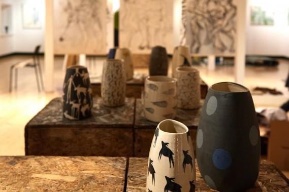 Birgitte Kitamoto - Keramik